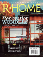 Suellen Gregory Interior Design in R Home Magazine